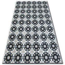 Carpet LISBOA 27206/356 Flowers Brown