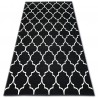 Carpet BCF BASE 3770 black / ivory