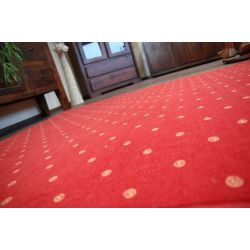 Carpet - Wall-to-wall CHIC 110 red