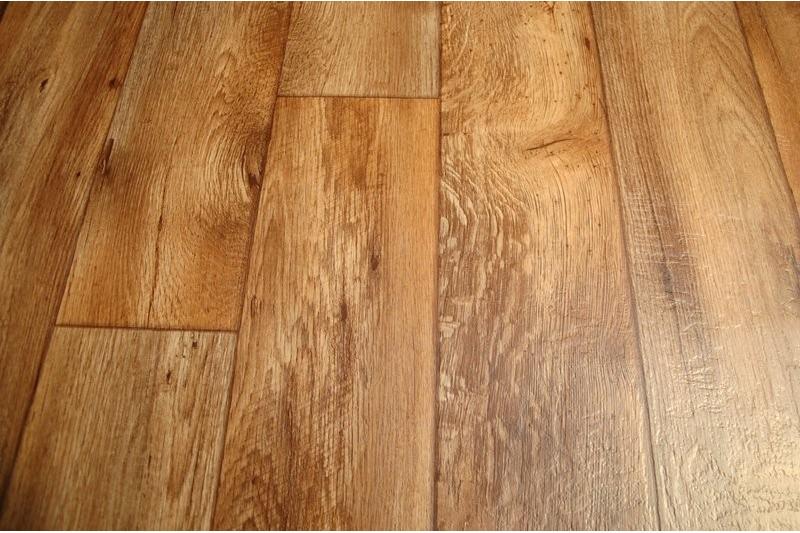 Vinyl Flooring Pcv Nova Rustic Oak