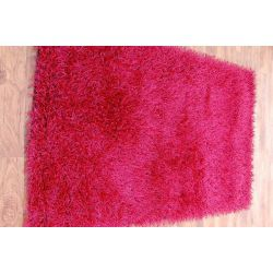 Carpet SHAGGY AGRA red