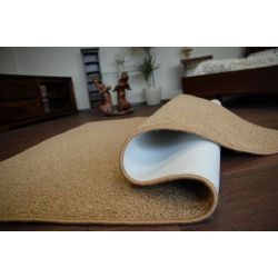 Fitted carpet SHAGGY MELODY 72 beige