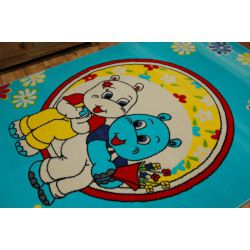 Carpet BABY PRINCE 3262 blue