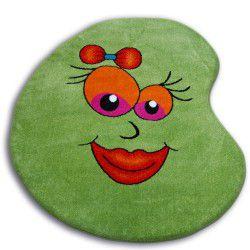 Carpet PAINT circle - 1552 green