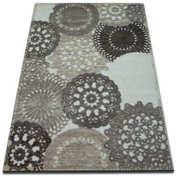 Carpet ACRYLIC YAZZ 7666 D.Beige/L.Beige