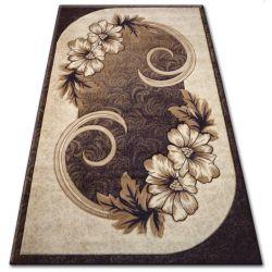 Carpet heat-set KIWI 5087 brown