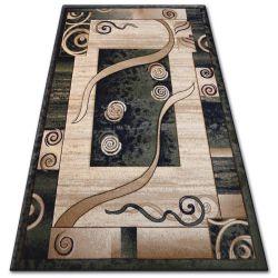 Carpet heat-set KIWI 4623 black