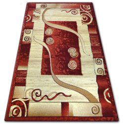 Carpet heat-set KIWI 4623 terracotta