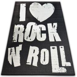 Carpet FLAT 48101/090 - ROCK N' ROLL