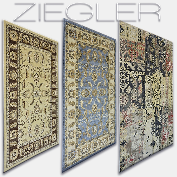 Rug collection Ziegler