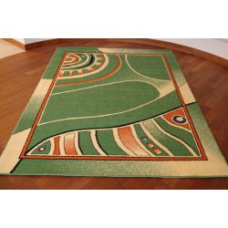 Carpet WELIRO BATAT green