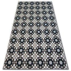 Carpet LISBOA 27206/875 Flowers Black