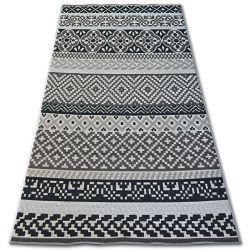 Carpet LISBOA 27201/855 Diamonds Brown