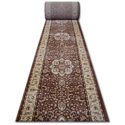 Runner HEAT-SET ROYAL AGY 0521 brown