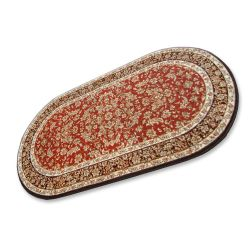 Carpet STANDARD oval HERMIONA terracotta