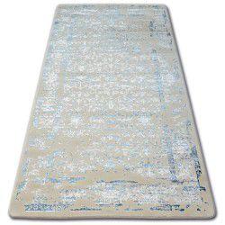 Carpet ACRYLIC MANYAS 0920 Blue/Ivory