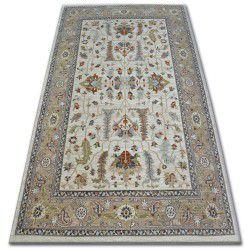 Carpet ARGENT - W7039 Flowers Cream / Beige
