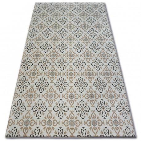 Carpet Argent W4949 Flowers Cream
