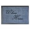 Doormat WELCOME HOME 70 grey
