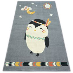 Carpet PASTEL 18401/073 - Penguin grey