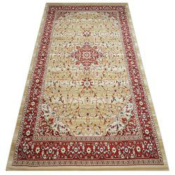Carpet VERA W1087 Camelhair / terra WOOL