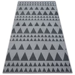 Carpet SENSE 81243 silver/anthracite