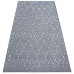 Carpet SENSE 81249 silver/white