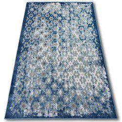 Carpet ACRYLIC YAZZ 7006 ORIENT grey / blue / ivory
