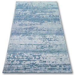 Carpet ACRYLIC YAZZ 3520 CLOUDS blue / cream
