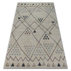 Carpet SOFT 2554 White/Light grey