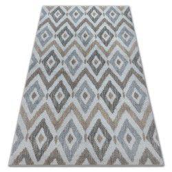 Carpet SOFT 6024 Light blue
