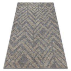 Carpet SOFT 8028 Light brown/Light beige