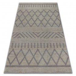 Carpet SOFT 8034 Cream/Light brown