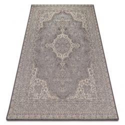 Carpet Wool KERMAN Clay heather