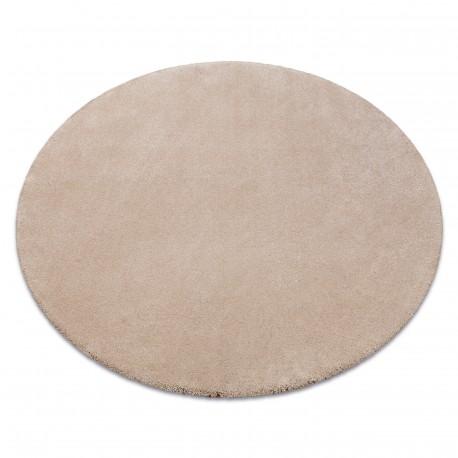 Carpet, round STAR beige