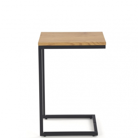 Coffee Table NISA gold / black