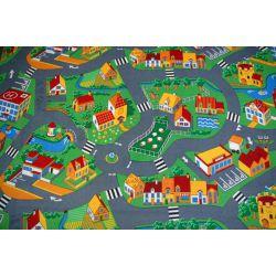 Children carpet LITTLE GOLIATH - velvet