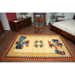 Carpet FRYZ DIXI ocher