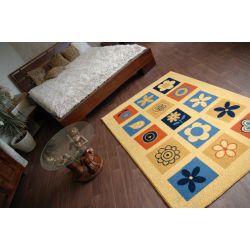 Carpet FRYZ FAN ocher