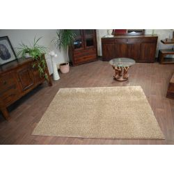 Carpet SHAGGY CARNIVAL light beige