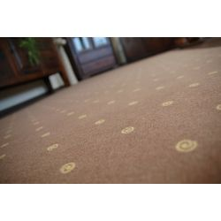 Carpet - Wall-to-wall CHIC 144 brown