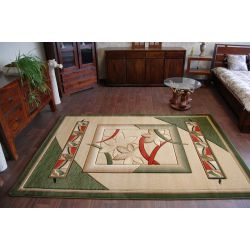 Carpet HEAT-SET ADORA 5197 green