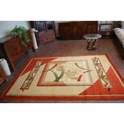 Carpet HEAT-SET ADORA 5197 terracotta