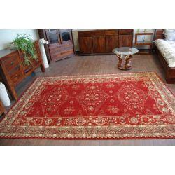 Carpet POLONIA AFGAN ruby