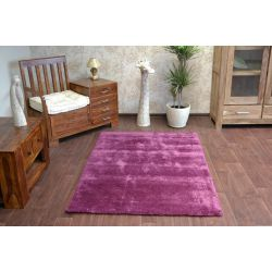 Carpet MICROFIBRA SHAGGY wrzos