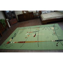 Carpet CLASSIC ALT pistachio