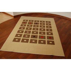 Carpet MINI-RED ALIZARYN vanilla