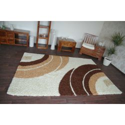 Carpet SHAGGY LONG 4401 ivory
