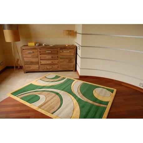 Carpet RUBIKON 8017 green