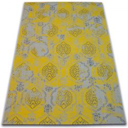 Carpet VINTAGE 22213/275 yellow